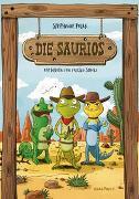 Cover-Bild zu Die Saurios