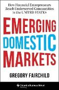 Cover-Bild zu Emerging Domestic Markets (eBook)