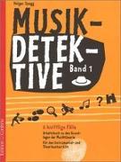 Cover-Bild zu Spegg, Holger: Musikdetektive Band 1