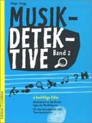 Cover-Bild zu Spegg, Holger: Musikdetektive Band 2