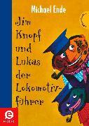 Cover-Bild zu Ende, Michael: Jim Knopf: Jim Knopf und Lukas der Lokomotivführer (eBook)