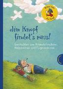 Cover-Bild zu Lyne, Charlotte: Jim Knopf: Jim Knopf findet's raus