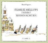 Cover-Bild zu Familie Mellops feiert Weihnachten