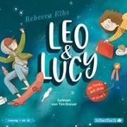 Cover-Bild zu Die Sache mit dem dritten L von Elbs, Rebecca