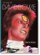 Cover-Bild zu Hoskyns, Barney: Mick Rock. The Rise of David Bowie, 1972-1973