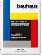 Cover-Bild zu Droste, Magdalena: Bauhaus. Aktualisierte Ausgabe