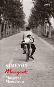 Cover-Bild zu Simenon, Georges: Maigrets Memoiren
