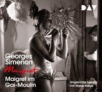 Cover-Bild zu Simenon, Georges: Maigret im Gai-Moulin