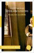 Cover-Bild zu Lessing, Gotthold Ephraim: Minna von Barnhelm oder das Soldatenglück (eBook)