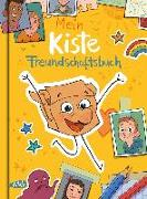 Cover-Bild zu Wirbeleit, Patrick: Mein Kiste-Freundschaftsbuch