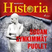 Cover-Bild zu historia, Maailman: Sodan synkimmät puolet (Audio Download)