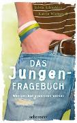 Cover-Bild zu Das Jungen-Fragebuch von Warnstedt, Katrin