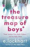 Cover-Bild zu Lockhart, E.: Ruby Oliver 3: The Treasure Map of Boys