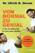 Cover-Bild zu Strunz junior, Ulrich G.: Von normal zu genial (eBook)