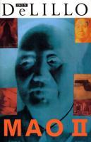 Cover-Bild zu Delillo, Don: Mao II (eBook)
