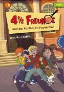 Cover-Bild zu 4 1/2 Freunde: 4 1/2 Freunde und der Panther im Pausenhof von Friedrich, Joachim