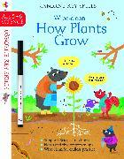Cover-Bild zu Watson, Hannah: Wipe-Clean How Plants Grow 5-6