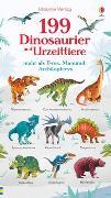 Cover-Bild zu Watson, Hannah: 199 Dinosaurier und Urzeittiere