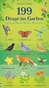 Cover-Bild zu Watson, Hannah: 199 Dinge im Garten