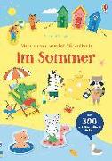 Cover-Bild zu Watson, Hannah: Mein Immer-wieder-Stickerbuch: Im Sommer
