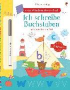 Cover-Bild zu Watson, Hannah: Mein Wisch-und-weg-Buch Schulstart: Ich schreibe Buchstaben