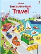 Cover-Bild zu Watson, Hannah (EDITOR): First Sticker Book Travel