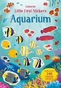 Cover-Bild zu Watson, Hannah (EDITOR): Little First Stickers Aquarium