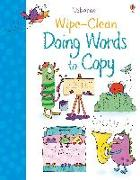 Cover-Bild zu Watson, Hannah: Wipe-Clean Doing Words to Copy