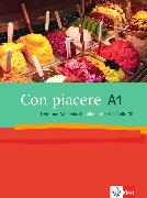 Cover-Bild zu Con piacere A1. Lehr- und Arbeitsbuch mit 2 Audio-CDs
