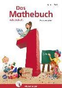 Cover-Bild zu Das Mathebuch 1 - Arbeitsheft · Ausgabe Bayern von Simon, Hendrik
