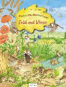 Cover-Bild zu Mein erstes Wimmelbuch - Feld und Wiese