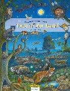 Cover-Bild zu Mein erstes Wimmelbuch: Tiere in der Nacht
