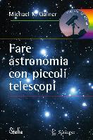 Cover-Bild zu Fare astronomia con piccoli telescopi