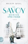 Cover-Bild zu eBook Das Savoy - Schicksal einer Familie