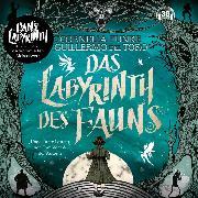 Cover-Bild zu eBook Das Labyrinth des Fauns - Pans Labyrinth (Ungekürzt)