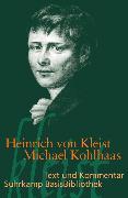 Cover-Bild zu Michael Kohlhaas von Kleist, Heinrich von