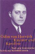 Cover-Bild zu Kasimir und Karoline von Horváth, Ödön von