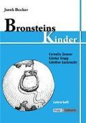 Cover-Bild zu Bronsteins Kinder - Jurek Becker von Becker, Jurek