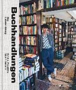 Cover-Bild zu Friedrichs, Horst A.: Buchhandlungen. Eine Liebeserklärung. Mit einem Vorwort von Nora Krug