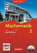 Cover-Bild zu Mathematik 2. Gymnasiale Oberstufe. Ausgabe 2015. Schülerbuch mit CD-ROM. BB von Bigalke, Anton