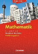 Cover-Bild zu Mathematik. Einführungsphase. Schülerbuch. NW von Bigalke, Anton