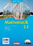 Cover-Bild zu Mathematik 2.1. Leistungskurs. HE von Kuschnerow, Horst