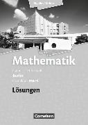 Cover-Bild zu Mathematik. Grundkurs ma-4. Lösungen. BE von Bigalke, Anton