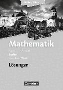 Cover-Bild zu Mathematik Grundkurs ma-3. Lösungen. BE von Bigalke, Anton