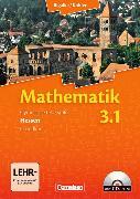 Cover-Bild zu Mathematik 3.1 Grundkurs. Schülerbuch mit CD-ROM. HE von Bigalke, Anton