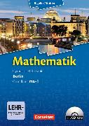Cover-Bild zu Mathematik Grundkurs ma-1. Gymnasiale Oberstufe. Berlin von Bigalke, Anton
