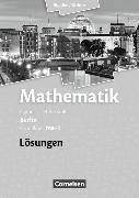 Cover-Bild zu Mathematik 1. Grundkurs ma-1. Lösungen. BE von Bigalke, Anton