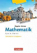 Cover-Bild zu Bigalke/Köhler: Mathematik - Allgemeine Ausgabe. 11.-13. Schuljahr - Ergänzungsheft hilfmittelfreie Aufgaben zum Schülerbuch von Bigalke, Anton