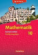 Cover-Bild zu Mathematik 10. Schuljahr. Schülerbuch. ST von Bigalke, Anton
