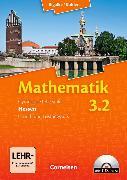 Cover-Bild zu Mathematik 3.2. Grund und Leistungskurs. Schülerbuch HE von Bigalke, Anton